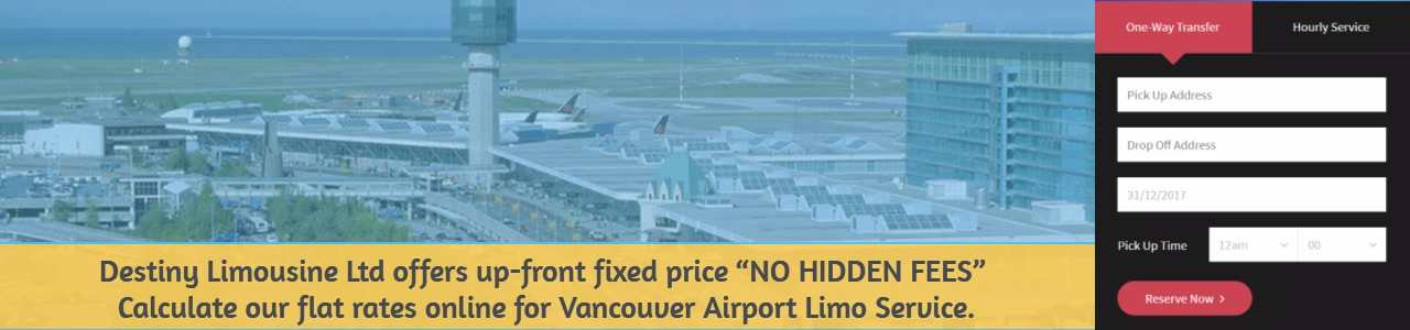 Vancouver Airport Shuttle Service