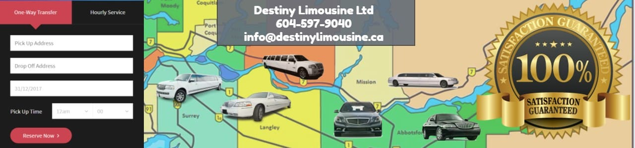Airport Limo Vancouver BC