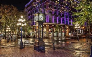 Gastown Vancouver BC