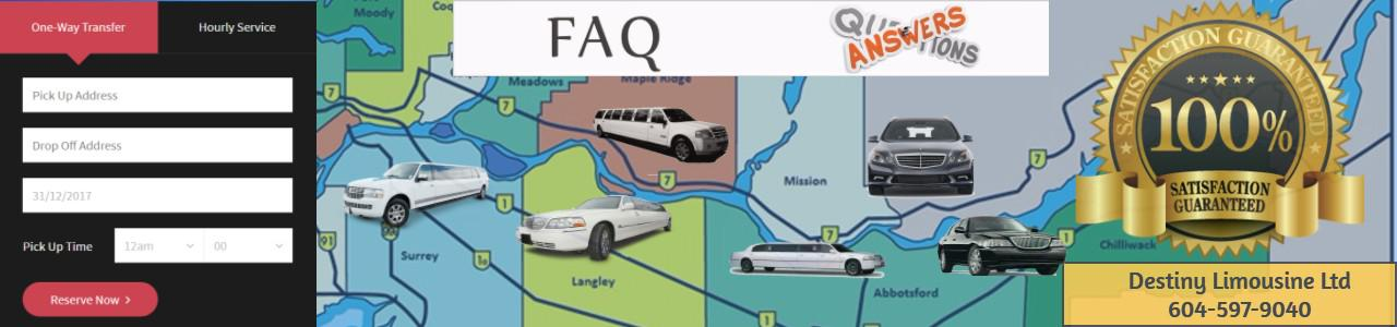 Limo Frequently Asked Questions