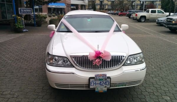 Wedding Limo Service Vancouver BC